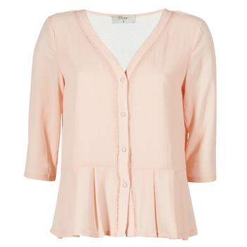 Vêtements Femme Tops / Blouses Betty London IAKIROU Nude