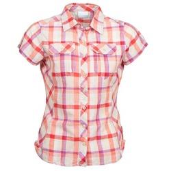 Vêtements Femme Chemises manches courtes Columbia CAMP HENRY Multicolore