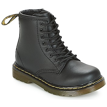 Chaussures Enfant Boots Dr Martens 1460 CADET Noir