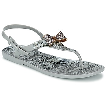 Chaussures Femme Sandales et Nu-pieds Colors of California SNAKE SANDAL GREY