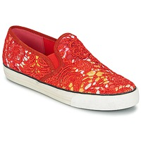 Chaussures Femme Slips on Colors of California LACE SLIP MULTI