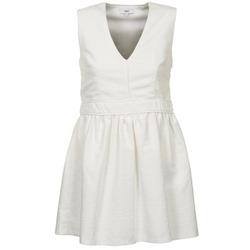 Vêtements Femme Robes courtes Suncoo CAGLIARI Blanc
