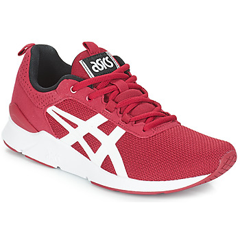 Chaussures Baskets basses Asics GEL-LYTE RUNNER Rouge / Blanc