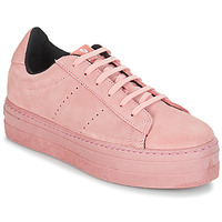 Chaussures Femme Baskets basses Victoria DEPORT SERRAJE MONOCOLOR Rose