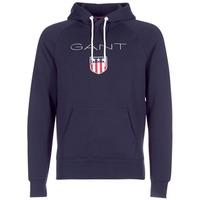 Vêtements Homme Sweats Gant GANT SHIELD HOODIE Marine