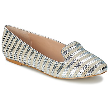 Chaussures Femme Ballerines / babies Carvela LYCHEE Argent