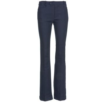 Vêtements Femme Pantalons 5 poches Joseph ROCKET Marine