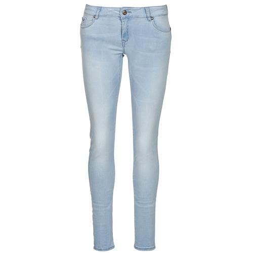 Vêtements Femme Jeans slim Kaporal LOKA Bleu Clair
