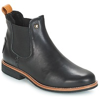 Chaussures Femme Boots Panama Jack GIORDANA Noir