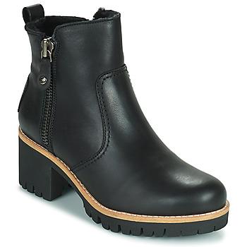 Chaussures Femme Bottines Panama Jack PAULINE Noir