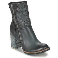 Chaussures Femme Bottines Bunker GRACE COOL Noir