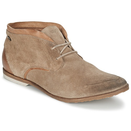 Chaussures Homme Boots Coqueterra DYLAN Beige