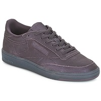 Chaussures Femme Baskets basses Reebok Classic CLUB C 85 Violet