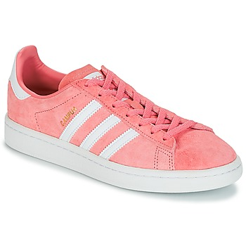 Chaussures Femme Baskets basses adidas Originals CAMPUS W Rose