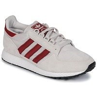 Chaussures Baskets basses adidas Originals OREGON Beige / Rouge