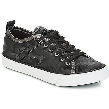 Chaussures Femme Baskets basses Guess JOLIE Noir