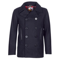 Vêtements Homme Manteaux Harrington PCOAT Marine