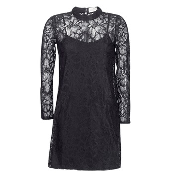Vêtements Femme Robes courtes Molly Bracken ZEDEL Noir
