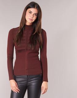 Vêtements Femme Pulls Morgan MENTOS Bordeaux