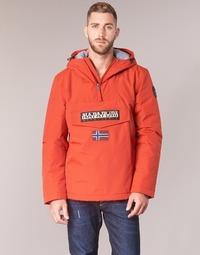 Vêtements Homme Parkas Napapijri RAINFOREST WINTER Orange