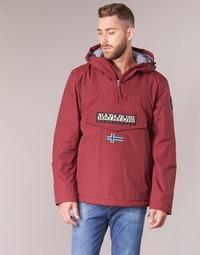 Vêtements Homme Parkas Napapijri RAINFOREST WINTER Bordeaux