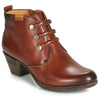 Chaussures Femme Bottines Pikolinos ROTTERDAM 902 Marron