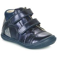 Chaussures Fille Boots GBB ROXANE Bleu