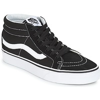 Chaussures Baskets montantes Vans SK8-MID REISSUE Noir / Blanc