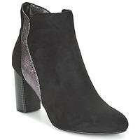 Chaussures Femme Bottines Moony Mood JERDA Noir