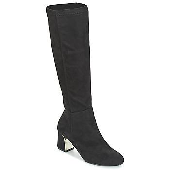 Chaussures Femme Bottes ville Moony Mood JORDANA Noir