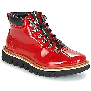 Chaussures Femme Boots Art TORONTO Rouge