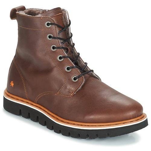454d1adbb45e76 Art TORONTO Marron - Chaussure pas cher avec Shoes.fr ! - Chaussures ...