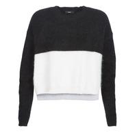 Vêtements Femme Pulls Diesel M AIRY Noir / Blanc