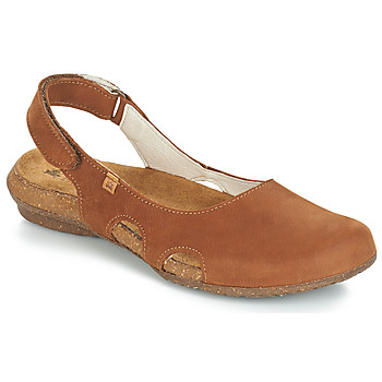 Chaussures Air max tnFemme Sandales et Nu-pieds El Naturalista WAKATAUA Marron
