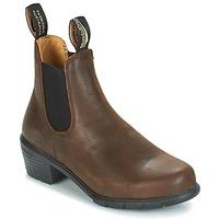 Chaussures Femme Boots Blundstone WOMEN'S HEEL CHELSEA BOOT 1673 Marron