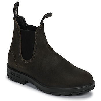 Chaussures Boots Blundstone SUEDE CLASSIC BOOT Kaki