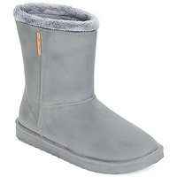 Chaussures Fille Bottes de neige Be Only COSY Gris