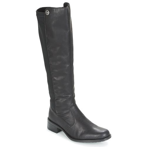 Chaussures Femme Bottes ville Rieker ARNIA Noir