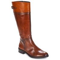 Chaussures Femme Bottes ville Dorking TIERRA Marron