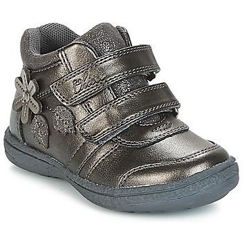 Chaussures Fille Baskets montantes Chicco CELESTINA Gris