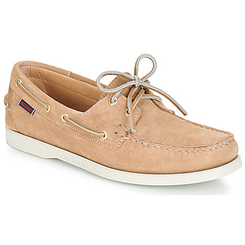 Sebago DOCKSIDES Marron