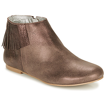 Chaussures Femme Boots Ippon Vintage DOLLY MAGIC Bronze