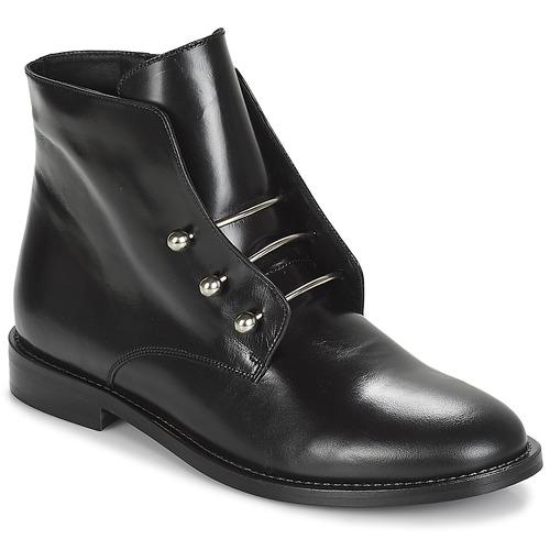 Jonak DHAVLEN Noir - Chaussure pas cher avec Shoes.fr ! - Chaussures ... 313805a6a104