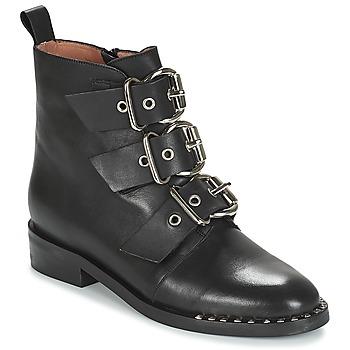 Chaussures Femme Boots Jonak DIRCE Noir
