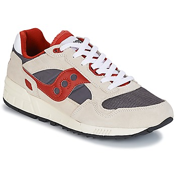 Chaussures Homme Baskets basses Saucony SHADOW 5000 VINTAGE Beige / Gris / Rouge
