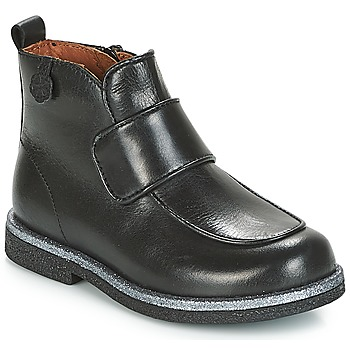 Chaussures Fille Boots Aster EVA Noir