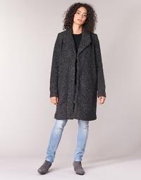 Vêtements Femme Manteaux Vila VICAT Noir