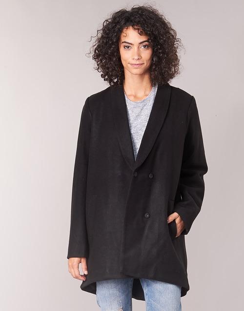 Vêtements Femme Manteaux Vila VICAMDON Noir