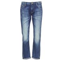 Vêtements Femme Jeans boyfriend Le Temps des Cerises HERITAGE Bleu medium