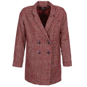 Vêtements Femme Manteaux Le Temps des Cerises LADY Bordeaux
